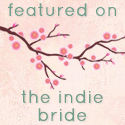 We've been featured on The Indie Bride!