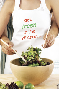 Get Fresh in the Kitchen!